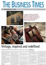 Shawn's Article VINTAGE INSPIRED & REDEFINED AUG 2012