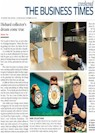 Shawn featured in The Business Times Weekend Style Section @ 24/25 Nov 2012