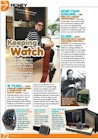 "AUG 2010 - Featured in MONEY Section of ""8 Days"" Magazine re DOs & DON'Ts of watch collecting"