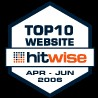 Top 10 Award for our website